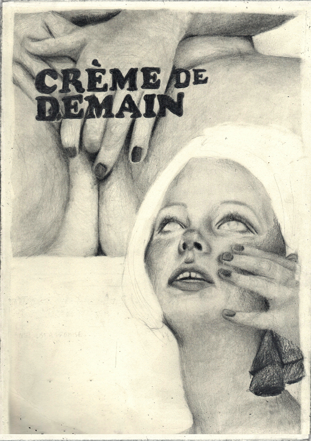 creme de demain, utan text